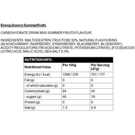 High5 Energy Source Summer Fruits 1,0 kg